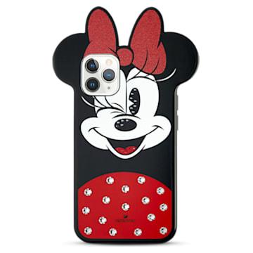 Pouzdro na chytrý telefon Minnie, iPhone® 12 Pro Max, vícebarevný - Swarovski, 5565207