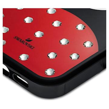 Minnie smartphone case , iPhone® 12 Pro Max, Multicoloured - Swarovski, 5565207