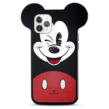 Mickey Smartphone Case, iPhone® 12 Pro Max, Multicoloured - Swarovski, 5565208