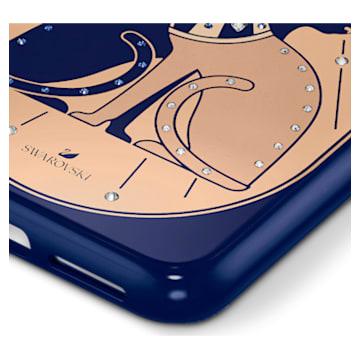 Theatrical Cat Smartphone Schutzhülle mit Stoßschutz, iPhone® 11 Pro Max - Swarovski, 5566446