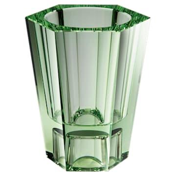 Vase réversible Lumen, medium, vert - Swarovski, 5567991