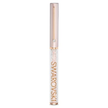 Penna a sfera Crystalline Gloss, rosa, placcato color oro rosa - Swarovski, 5568759