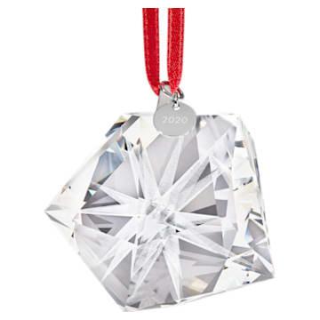 Daniel Libeskind Annual Eternal Star Frosted 悬垂饰品, 白色 - Swarovski, 5569385