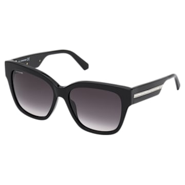 Swarovski Sonnenbrille, schwarz - Swarovski, 5569402