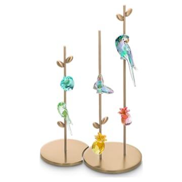 Jungle Beats Magnet Papillon, Violet, petit modèle - Swarovski, 5572153