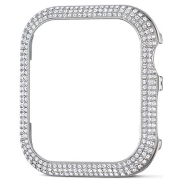 Sparkling 適合Apple Watch®的錶殼, 40 mm, 銀色 - Swarovski, 5572573