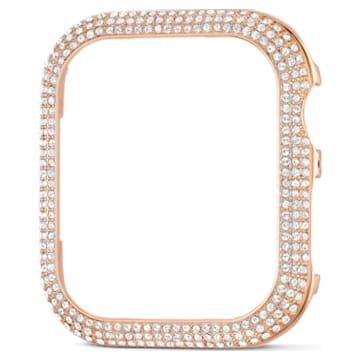 Sparkling 適合Apple Watch®的錶殼, 40 mm, 玫瑰金色調 - Swarovski, 5572574