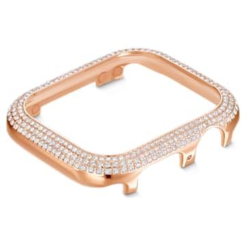 Sparkling 表壳与 Apple Watch ® 兼容, 40 mm, 玫瑰金色调 - Swarovski, 5572574