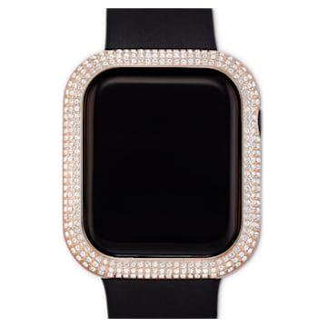 Etui kompatybilne z Apple Watch ® Sparkling, 40 mm, W odcieniu różowego złota - Swarovski, 5572574