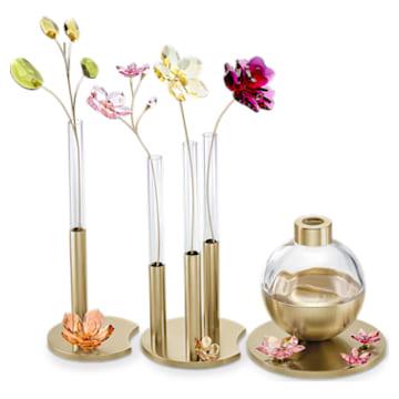 Garden Tales Magnolie cu magnet, Mică - Swarovski, 5580029