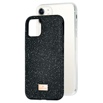 Custodia per smartphone High, iPhone® 11, nero - Swarovski, 5592031