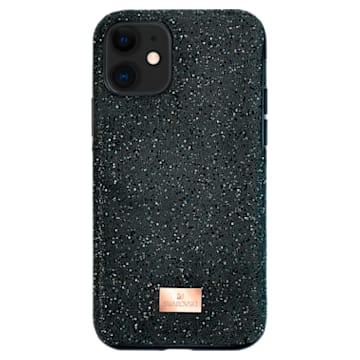 High 手機殼, iPhone® 11, 黑色 - Swarovski, 5592031