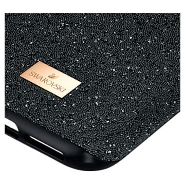 High Smartphone Case, iPhone® 11, Black - Swarovski, 5592031