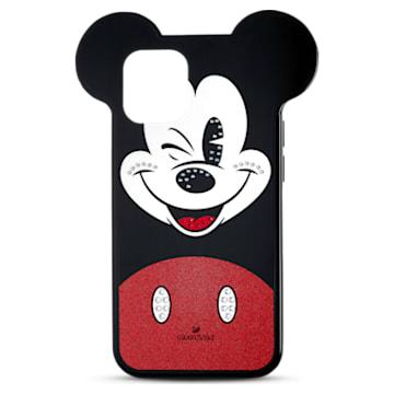 Mickey smartphone case , iPhone® 12 mini, Multicoloured - Swarovski, 5592047