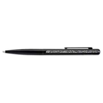 Crystal Shimmer Шариковая ручка, Черный кристалл - Swarovski, 5595667