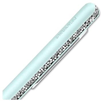 Penna a sfera Crystal Shimmer, verde chiaro - Swarovski, 5595671
