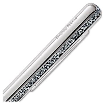 Crystal Shimmer Ballpoint Pen, Silver tone, Chromed plated - Swarovski, 5595672
