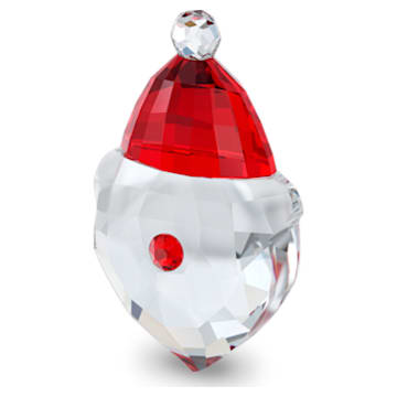 Holiday Cheers Santa Claus Magnet - Swarovski, 5596397