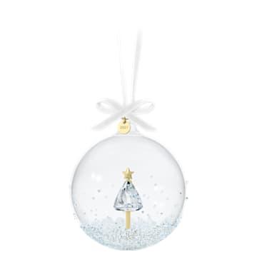 Annual Edition 2021圣诞球挂饰 - Swarovski, 5596399