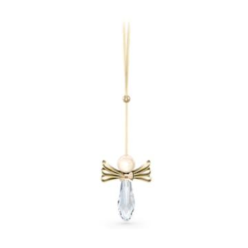 Holiday Magic Angel Ornament, Small - Swarovski, 5596403