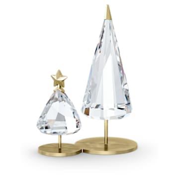 Holiday Magic Christmas Tree Duo - Swarovski, 5596790