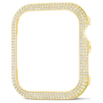 Capa compatível com o Apple Watch® Sparkling, 40 mm, Dourado - Swarovski, 5599697