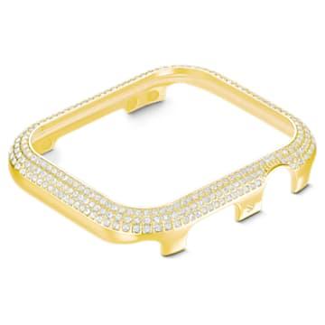 Sparkling Gehäuserahmen passend zur Apple Watch ® , 40 mm, Goldfarben - Swarovski, 5599697