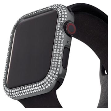 40mm Sparkling Apple Watch ® 용 케이스, 블랙 - Swarovski, 5599698