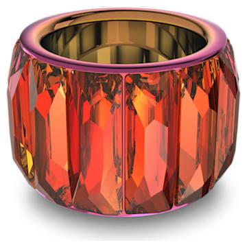 Curiosa 戒指, 粉红色 - Swarovski, 5599892
