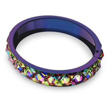 Curiosa bangle, Multicolored - Swarovski, 5600082