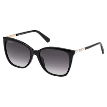 Gafas de sol Swarovski, SK0310 01B, negro - Swarovski, 5600871