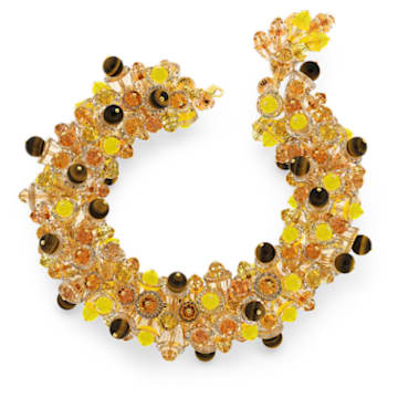 Collier Somnia, Multicolore, Métal doré - Swarovski, 5601520