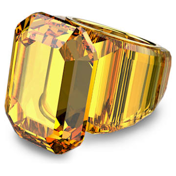 Lucent Cocktail Ring, Gelb - Swarovski, 5607350