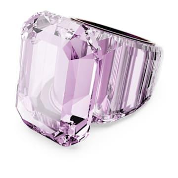 Lucent cocktail ring, Pink - Swarovski, 5607361