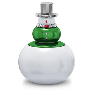 Holiday Cheers Snowman Candy Bowl - Swarovski, 5610000