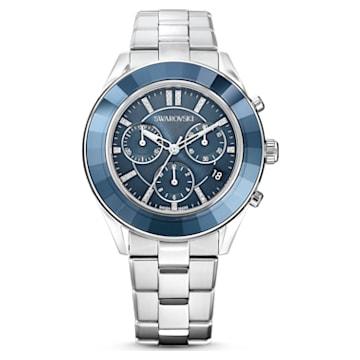 Orologio Octea Lux Sport, Bracciale di metallo, Blu, Acciaio inossidabile - Swarovski, 5610481