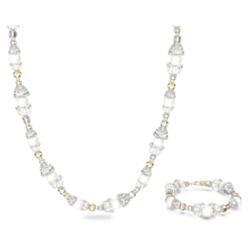 Somnia set, Multicolored, Gold-tone plated - Swarovski, 5610981