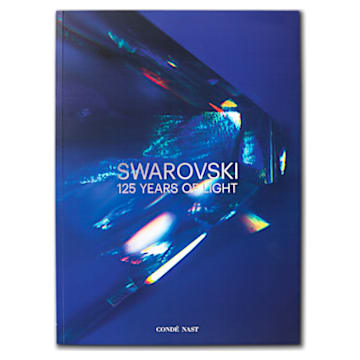 Swarovski 125 Years of Light, Évfordulós könyv, Kék - Swarovski, 5612274