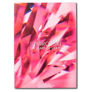 Swarovski 125 Years of Light, Księga rocznicowa, Różowy - Swarovski, 5612275