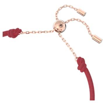 唐嫣同款心相莲中国专属系列白色大奖章手链- Swarovski, 5615194
