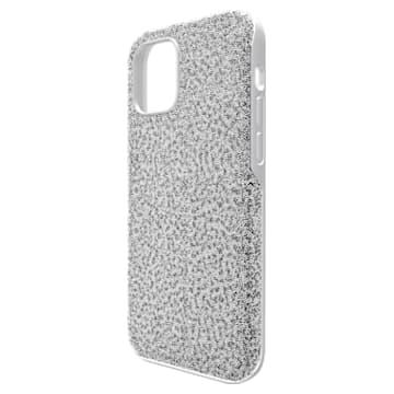 High Smartphone 套, iPhone® 12 Pro Max, 银色 - Swarovski, 5616368