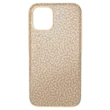 High Smartphone 套, iPhone® 12 Pro Max, 金色 - Swarovski, 5616375