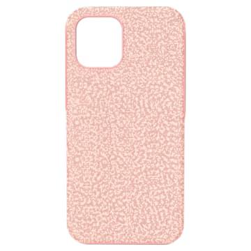 High Smartphone 套, iPhone® 12 Pro Max, 粉红色 - Swarovski, 5622304
