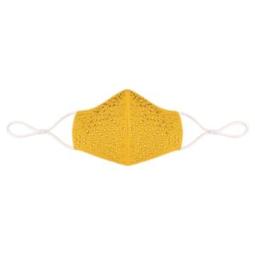 Swarovski mask, Yellow - Swarovski, 5628287