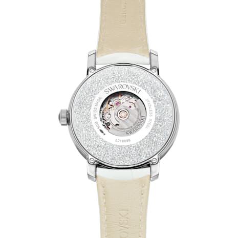 Crystalline Hours Uhr, weiss - Swarovski, 5218899
