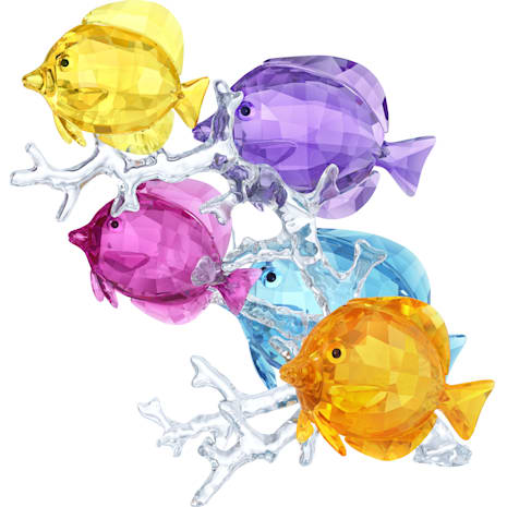 Rainbow Fish Family - Swarovski, 5223195