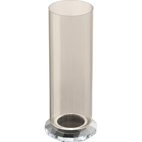 Allure Vase, Silver Tone - Swarovski, 5235857