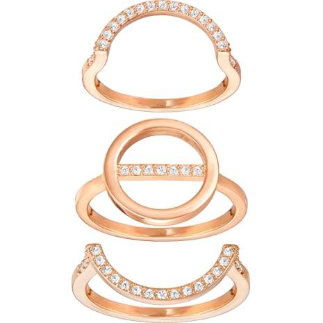 Flash Ring Set - Swarovski, 5240789