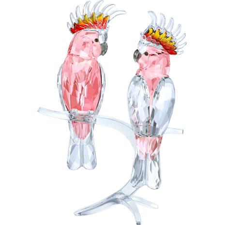 Pink Cockatoos - Swarovski, 5244651