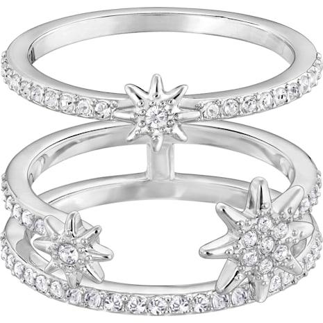 Fizzy Ring Set - Swarovski, 5259168